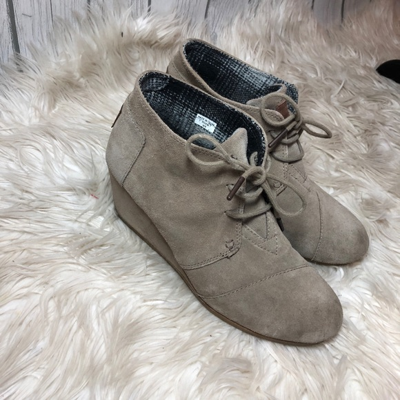Toms Shoes - Toms Booties